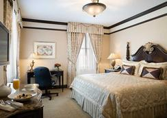 盧塞恩酒店 - 紐約 - 臥室