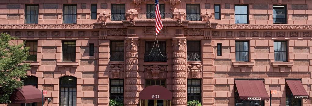 The Lucerne Hotel - 紐約 - 建築