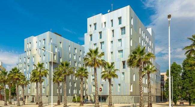 Homearound Rambla Suite & Pool - 巴塞羅那 - 建築