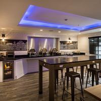 The Row Hotel Breakfast Area