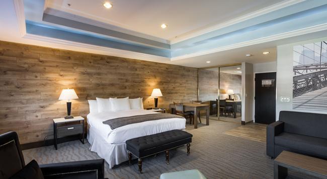 The Row Hotel - 聖何塞 - 臥室