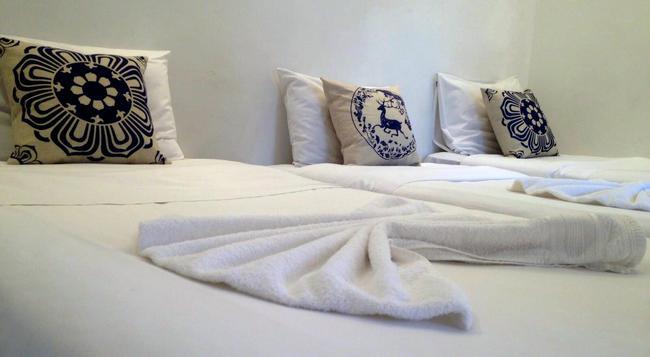 Pousada e Hostel São Paulo - Unidade Comfort - 聖保羅 - 臥室
