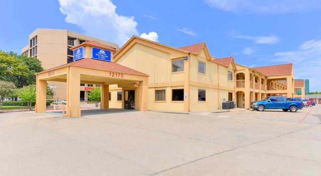 Americas Best Value Inn & Suites-Houston/NW Brookhollow - 休斯頓 - 建築