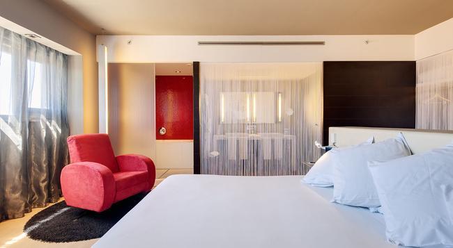 Barceló Málaga - 馬拉加 - 臥室
