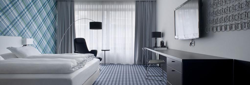 Antwerp City Hotel - 安特衛普 - 臥室