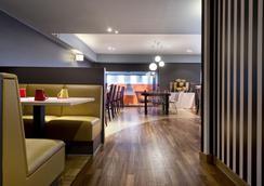 安特衛普城市酒店 - 安特衛普 - 餐廳