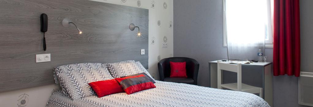Hôtel Mac Bed - 普瓦捷 - 臥室