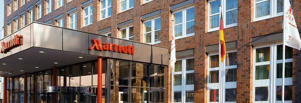 Cologne Marriott Hotel - 科隆 - 建築
