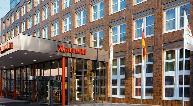 Cologne Marriott Hotel - 科隆 - 建築