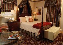 The Carolina Bed & Breakfast - Helena - 臥室
