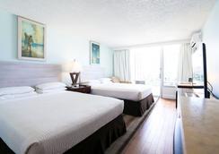 威基基大道酒店 - 檀香山 - 臥室