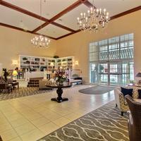Comfort Suites Appleton Airport Interior Entrance