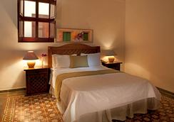 歐羅巴安提果酒店 - 聖多明各 - 臥室