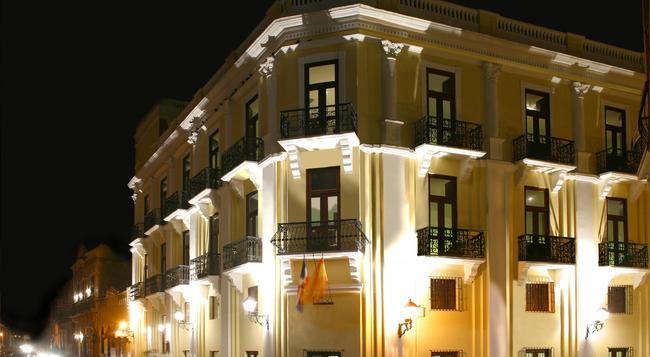 Antiguo Hotel Europa - 聖多明各 - 建築