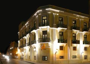 歐羅巴安提果酒店
