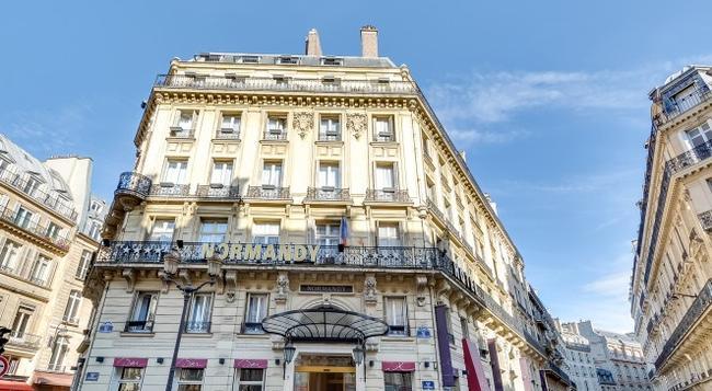 Normandy Hotel - 巴黎 - 建築