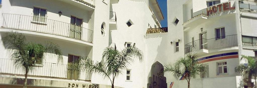 Hotel Kristal - Torremolinos - 建築