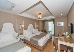 漢娜酒店 - 伊斯坦堡 - 臥室