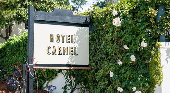 Hotel Carmel - Carmel-by-the-Sea - 建築