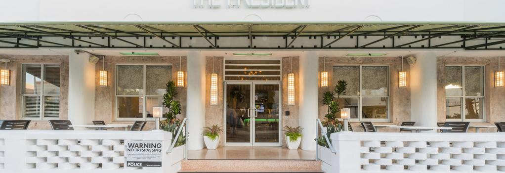 President Hotel - 邁阿密海灘 - 建築