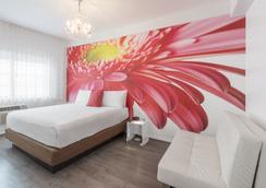 企鵝酒店 - 邁阿密海灘 - 臥室