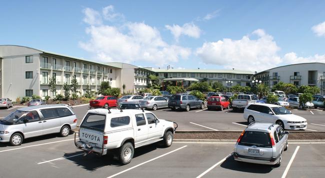 Jet Park Hotel & Conference Centre - 奧克蘭 - 建築