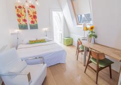 阿姆斯特爾科諾酒店 - 阿姆斯特丹 - 臥室
