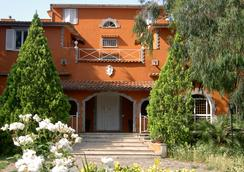 馬爾科西莫恩公寓酒店 - 羅馬 - 大廳