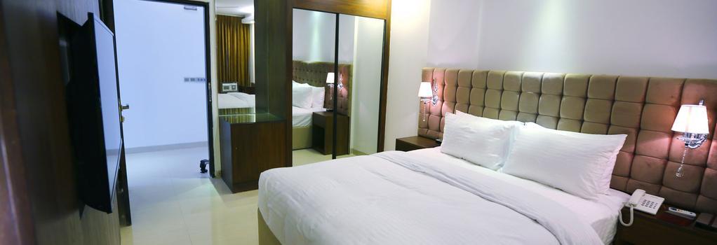 Blossom Hotel & Spa Dhaka - 達卡 - 臥室