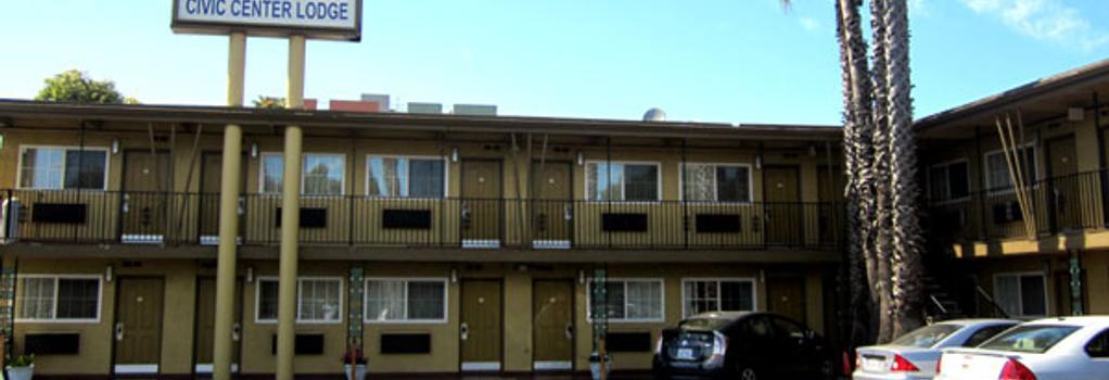 CIVIC Center Lodge - 奧克蘭 - 建築