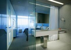 美國之門GL希爾肯酒店 - 馬德里 - 臥室