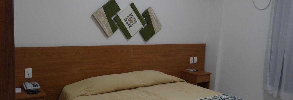 Hotel Praia Linda - 里約熱內盧 - 臥室