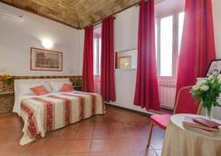 羅馬11號旅館 - 羅馬 - 臥室