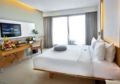 黑文巴厘島水明漾酒店 - 庫塔 - 臥室