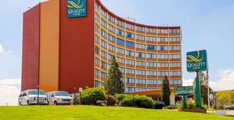 丹佛中央品質酒店 - 丹佛 - 建築