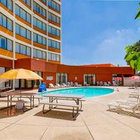 Quality Inn Denver Central Outdoor Pool