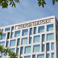 Steigenberger Hotel Am Kanzleramt Steigenberger Hotel Am Kanzleramt, Berlin, Germany - Exterior view