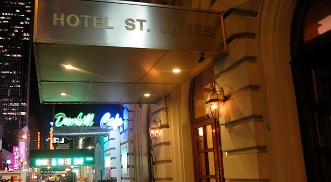 Hotel St. James - 紐約 - 建築