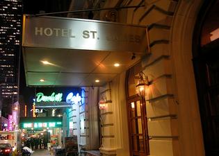 聖詹姆斯酒店- 紐約
