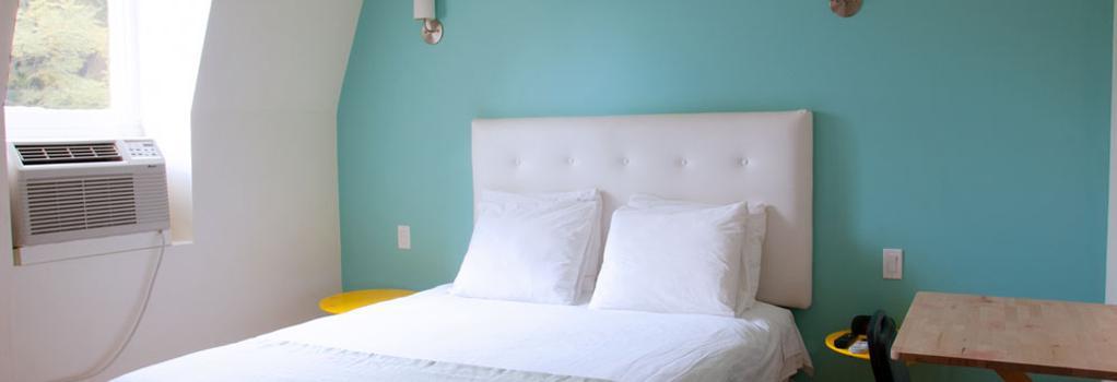 Royal Oak Inn - 多倫多 - 臥室