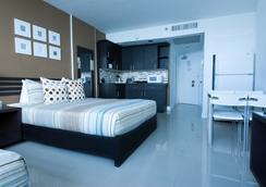 邁阿密海灘設計套房酒店 - 邁阿密海灘 - 臥室