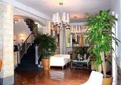雪萊酒店 - 邁阿密海灘 - 大廳
