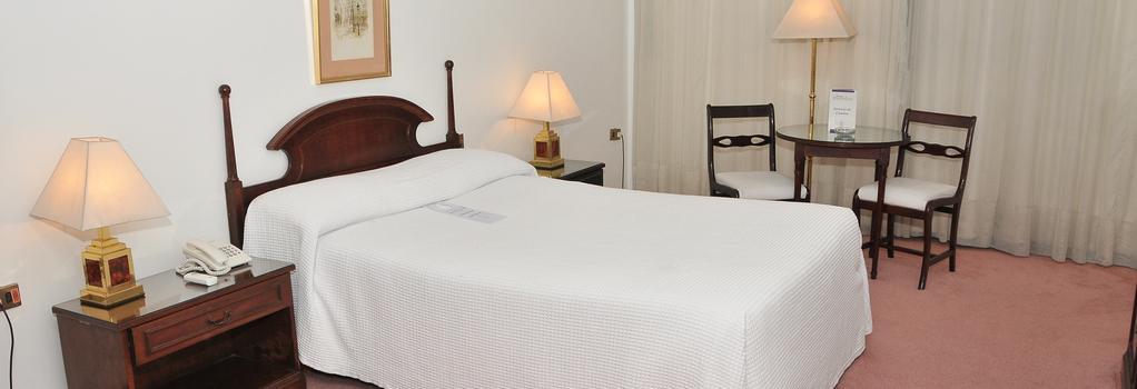 Hotel Excelsior - Asuncion - 臥室