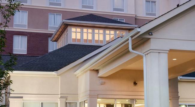 Hilton Garden Inn Albuquerque/Journal Center - 阿爾伯克基 - 建築