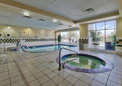 阿爾布開克/日報中心希爾頓花園酒店 - 阿爾伯克基 - 游泳池
