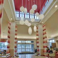 Hilton Garden Inn Albuquerque/Journal Center Interior Entrance