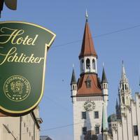 Hotel Schlicker Exterior of Hotel