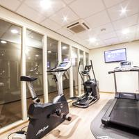 Dikker And Thijs Fenice Hotel Gym