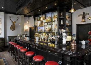 倫敦市蒙卡爾姆啤酒廠酒店