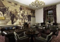 倫敦市蒙卡爾姆啤酒廠酒店 - 倫敦 - 休閒室